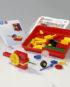 Lego Dacta – Kolesa in Zobniki II zabavni modeli