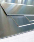 Pločevina aluminij 100 x 100 x 0.5 mm