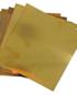 Pločevina – medenina 0.5 x 100 x 200 mm